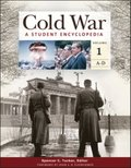 Cold War: A Student Encyclopedia [5 volumes]