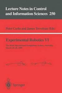Robotics, Vision and Control - Peter Corke - Häftad