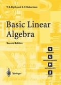 Basic Linear Algebra