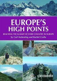 Europe's High Points