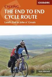 A guidebook describing Britain's famous Land's End to John o Groats (LEJOG) or 'End to End' cycle route, a journey of almost 1000 miles from the very tip of southwest England - Land's End - to the northernmost point of mainland Scotland - John o' Groats. Divided into 14 day stages, with each stage covering between 53 and 85 miles, the route features some of the best cycling the UK has to offer. Grid references are provided at every significant junction, along with notes on the many points of int