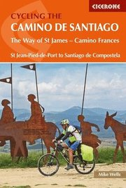 The Camino de Santiago de Compostela (Camino Frances or Way of St James) is among the world's most famous pilgrimages: Christian pilgrims have travelled to the shrine of St James in Santiago, northern Spain, since the ninth century. This guide provides all the information you need to successfully cycle the Camino.  The Camino Frances is the most popular variant of the Camino, linking St Jean-Pied-de-Port on the French-Spanish border with Santiago via Pamplona, Burgos and Leon. The guide presents