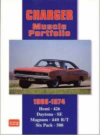 Dodge Charger Muscle Portfolio 1966-1974