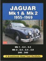 Jaguar Mk 1 and Mk 2 1955-1969 Road Test Portfolio