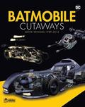 Batmobile Cutaways