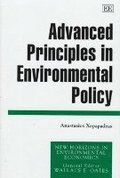Advanced Principles in Environmental Policy