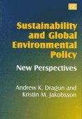 Sustainability and Global Environmental Policy