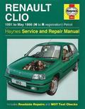 Renault Clio Petrol Service and Repair Manual