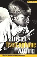 African Francophone Writing