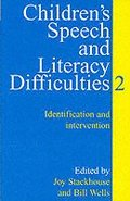 Children's Speech and Literacy Difficulties: Book II