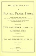 Sandusky Tool Co. 1877 Catalog