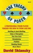 Theory Of Poker : A Professional Poker P
