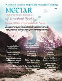 Nectar of Nondual Truth #28; A Journal of Universal Religious and Philosphical Teachings