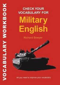 Check Your Vocabulary for Military English