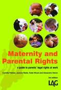 Maternity and Parental Rights
