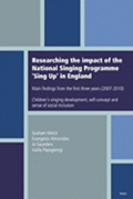 Researching the Impact of the National Singing Programme 'Sing Up' in England
