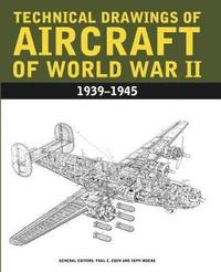 Technical Drawings of Aircraft of World War II