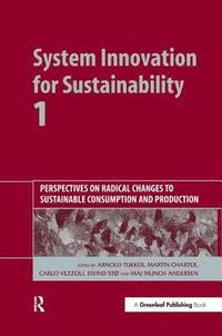 System Innovation for Sustainability 1