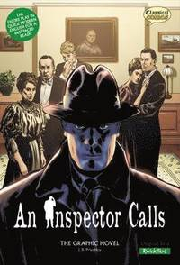 An Inspector Calls the Graphic Novel: Quick Text