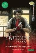 Sweeney Todd: The Demon Barber of Fleet Street, Quick Text: The Graphic Novel