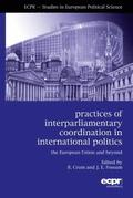 Practices of Interparliamentary Coordination in International Politics