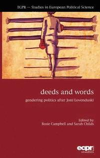 Deeds and Words