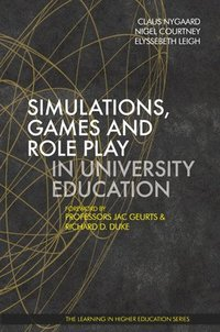 Simulations, Games and Role Play in University Education