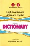 English-Afrikaans &; Afrikaans-English One-to-One Dictionary