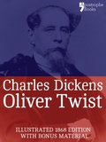 Oliver Twist (Fully Illustrated)