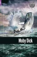 Moby Dick - Foxton Reader Level-2 (600 Headwords A2/B1) with free online AUDIO