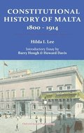 Constitutional History of Malta 1800-1914