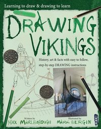 Learning To Draw, Drawing To Learn: Vikings