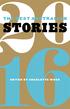 Best Australian Stories 2016