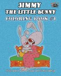 Jimmy the little bunny. Coloring book #1