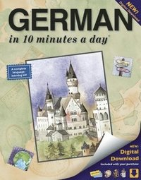GERMAN in 10 minutes a day (R)