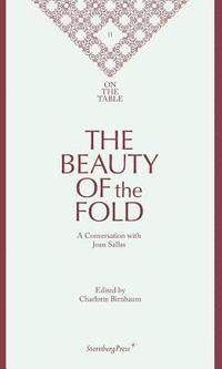 The Beauty of the Fold - A Conversation with Joan Sallas