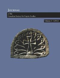 Journal of the Canadian Society for Coptic Studies, Volumes 3-4