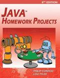Java Homework Projects