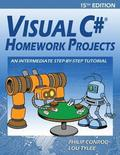 Visual C# Homework Projects
