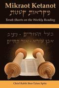Mikraot Ketanot: Torah Shorts on the Weekly Reading