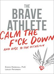 The Brave Athlete solves the 13 most common mental conundrums athletes face in their everyday training and in races.   You don't have one brain-you have three; your ancient Chimp brain that keeps you alive, your modern Professor brain that navigates the civilized world, and your Computer brain that accesses your memories and runs your habits (good and bad). They fight for control all the time and that's when bad things happen; you get crazy nervous before a race, you choke under pressure, you qu