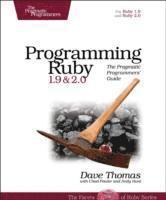 Programming Elixir 1 6 - Dave Thomas - Häftad (9781680502992