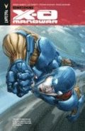 X-O Manowar Volume 4