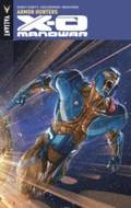 X-O Manowar Volume 7