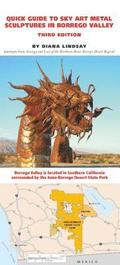 Quick Guide to Sky Art Metal Sculptures in Borrego Valley, 3rd Edition