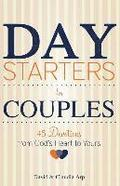 Day Starters for Couples: 45 Devotions from God's Heart to Yours