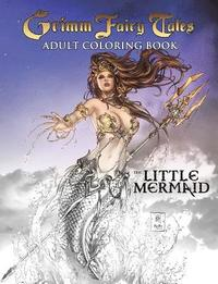 Grimm Fairy Tales Adult Coloring Book