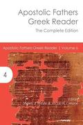 Apostolic Fathers Greek Reader