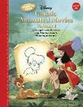 Learn to Draw Disney Classic Animated Movies Vol. 1: Featuring Favorite Characters from Alice in Wonderland, the Jungle Book, 101 Dalmatians, Peter Pa
