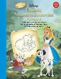 Learn to Draw Disney Classic Animated Movies Vol. 2: Featuring Favorite Characters from Alice in Wonderland, the Jungle Book, 101 Dalmatians, Peter Pa